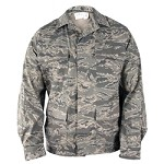 AIRMAN BATTLE UNIFORM (ABU) COAT // MEN'S