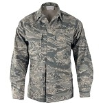 AIRMAN BATTLE UNIFORM (ABU) COAT // WOMEN'S