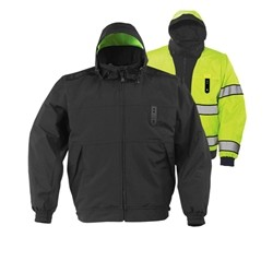 PROPPER DEFENDER HALO II™ REVERSIBLE HI-VIS DUTY JACKET