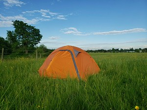 "PIS ""Manitoba"" 2 person Dome Tent"