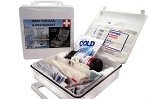 WHITE SERIES- FA112-FIRST AID KIT