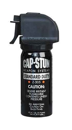 Capstun Pepper Spray Z-305 Standard Duty