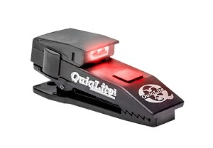 QuiqLitePro Red/White Tactical LED (10 lumens 3 modes)