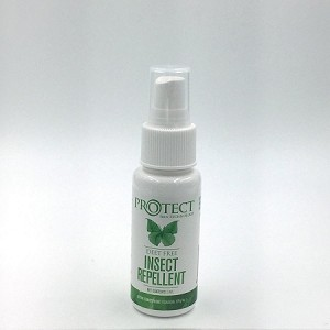 DEET FREE INSECT REPELLENT, 8 HR. PROTECTION PREGNANT WOMEN & CHILDREN SAFE! 2 OZ. SPRAY