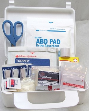 GENERAL PURPOSE FIRST AID KIT- FA115-FIRST AID KIT