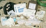 TRAUMA KIT #1 - FA142-FIRST AID KIT