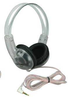 KOSS CL-5 Clear Headphones