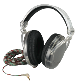 KOSS CL-80 Clear Headphones