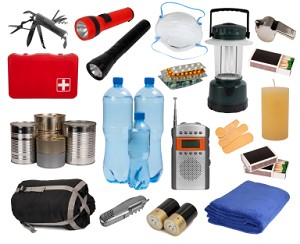 SurvivalReady Deluxe 2 Person Survival Kit - 69+ Items