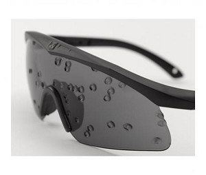 "Revision Eyewear ""Sawfly"" DELUXE Ballistic Grade Protective Glasses"