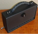 Steel Pistol Case with Combo Lock